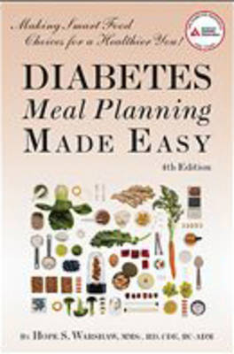 Diabetes Meal Planning Made Easy: Making Smart Food Choices for a Healthier You