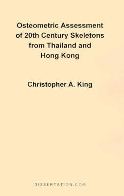Osteometric Assessment of 20th Century Skeletons from Thailand and Hong Kong