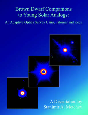 Brown Dwarf Companions to Young Solar Analogs: An Adaptive Optics Survey Using Palomar and Keck