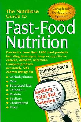 Nutribase Guide to Fast Food N: Second Edition