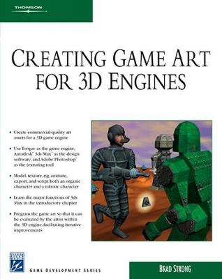 Creating Game Art for 3D Engines