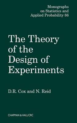 The Theory of the Design of Experiments