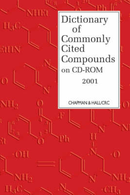 Dictionary of Commonly Cited Compounds