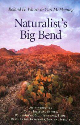 Naturalist's Big Bend: An Introduction to the Trees and Shrubs, Wildflowers, Cacti, Mammals, Birds, Reptiles and Amphibians, Fish and Insects