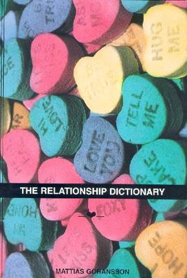 The Relationship Dictionary