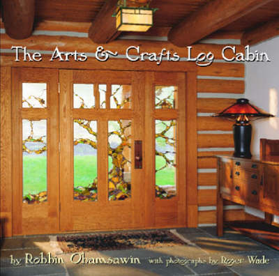 Art & Crafts Style Log & Timber Homes