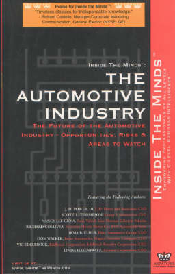 Automotive Industry: Industry Leaders Discuss the Future of the Automotive World