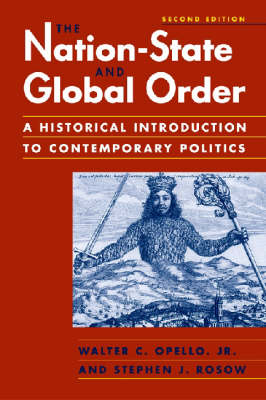 The Nation-State and Global Order: An Historical Introduction to Contemporary Politics