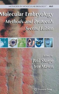 Molecular Embryology: Methods and Protocols
