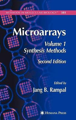 Microarrays: v. 1: Microarrays Synthesis Methods