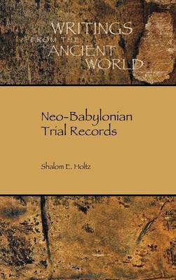 Neo-Babylonian Trial Records