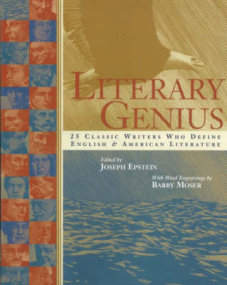 Literary Genius: 25 Classic Writers Who Define English and American Literature