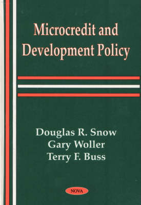 Microcredit and Development Policy