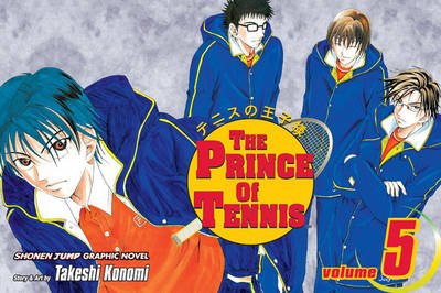 The Prince of Tennis: v. 5