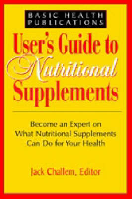 User's Guide to Nutritional Supplements