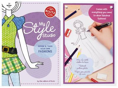My Style Studio: Design and Trace Your Own Fashions