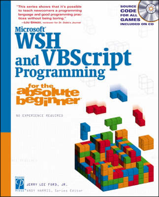 Ms Wsh and Vbscript Prog Absolut