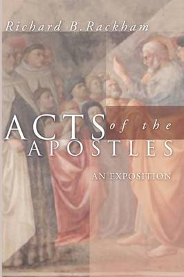 Acts of the Apostles: An Exposition