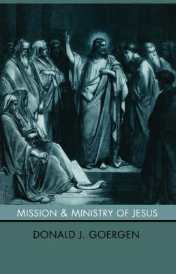 Mission and Ministry of Jesus