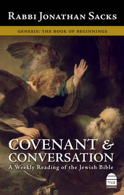 Covenant and Conversation: v. 1: Covenant & Conversation Genesis, the Book of Beginnings