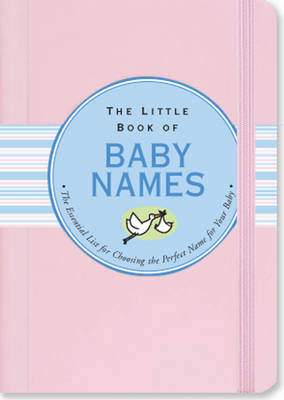 Little Pink Book Baby Names