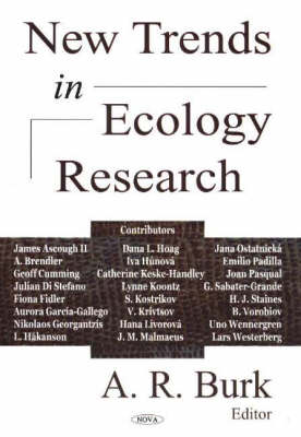 The New Trends in Ecology Research