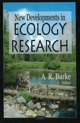 New Developments in Ecology Research