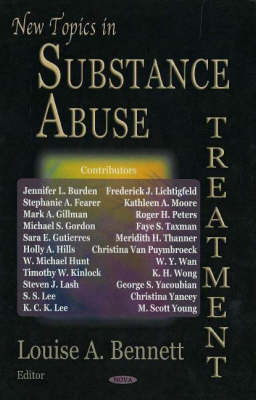New Topics in Substance Abuse Treatment