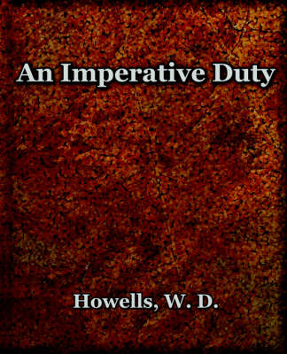 An Imperative Duty (1892)