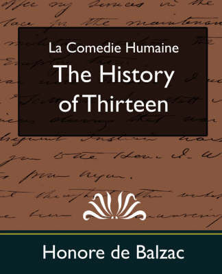 The History of Thirteen (New Edition)