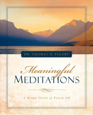 Meaningful Meditations