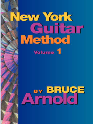 New York Guitar Method: v. 1
