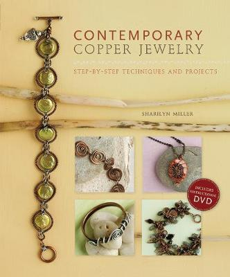 Contemporary Copper Jewelry (With DVD)