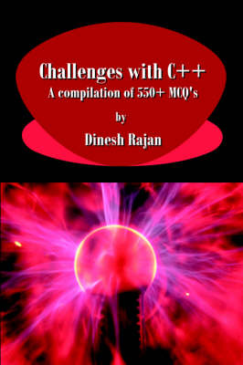 Challenges with C++. a Compilation of 550+ McQ's