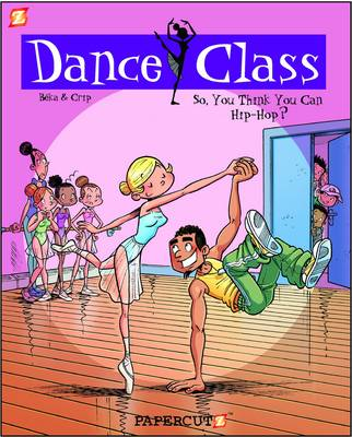 Dance Class #1: So, You Think You Can Hip-Hop