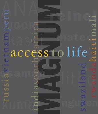 Access to Life: Eight Magnum Photographers