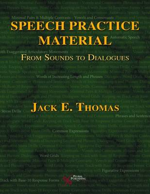 Speech Practice Material: From Sound to Dialogues