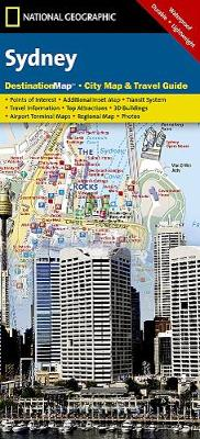 Sydney: Destination City Maps
