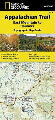 Appalachian Trail, East Mountain To Hanover, Vermont: Trails Illustrated