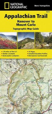 Appalachian Trail, Hanover To Mount Carlo, New Hampshire: Trails Illustrated
