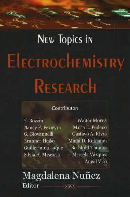 New Topics in Electrochemistry Research