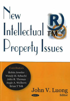 New Intellectual Property Issues