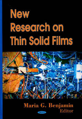 New Research on Thin Solid Films