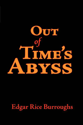 Out of Time's Abyss, Large-Print Edition