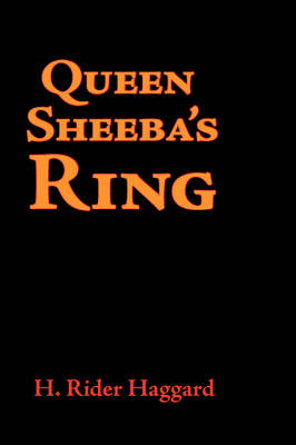 Queen Sheba's Ring, Large-Print Edition