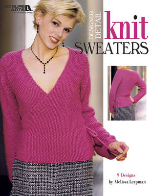Designer Detail Knit Sweaters