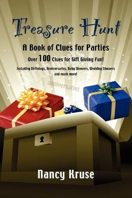 Treasure Hunt: A Book of Clues for Parties