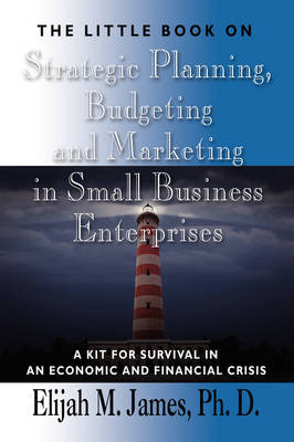 The Little Book on STRATEGIC PLANNING, BUDGETING AND MARKETING IN SMALL BUSINESS ENTERPRISES: A Kit for Survival in an Economic and Financial Crisis