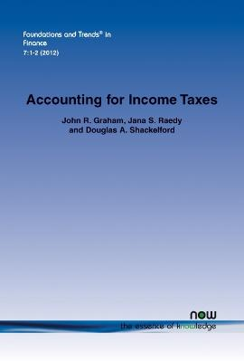 Accounting for Income Taxes: Primer, Extant Research, and Future Directions