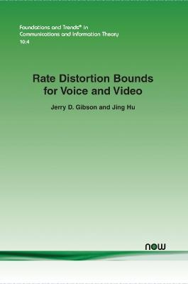Rate Distortion Bounds for Voice and Video